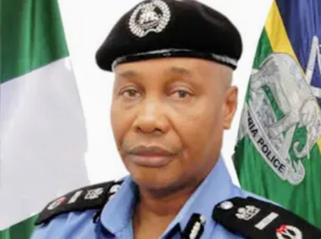 Buhari Appoints Usman Baba As Acting IGP And people's Reactions