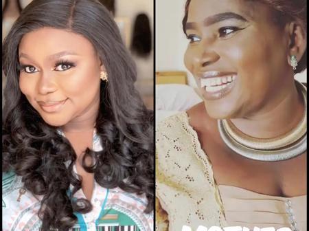 Moyo Lawal, Laura Ikeji, others react as Ruth Kadiri flaunts her mom as she turns a year older.
