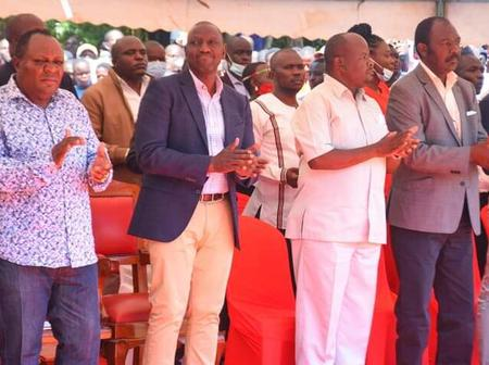 VIDEO: DP Ruto In Trouble After A Section Of Rift Valley Elders Called For His Impeachment