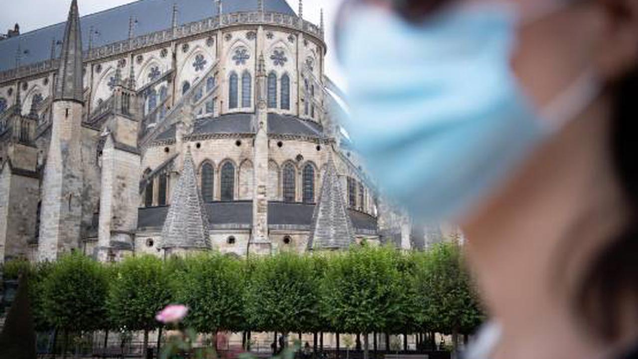 Obligation du port du masque renouvelée sur la commune de Bourges