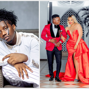 Harmonize Finally Fights Back Rayvanny's Screenshots On Hitting At His 'Step-Daughter'