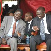 Good News to Ruto as Luo Residents Says They Want Him to Work Together With Raila in 2022