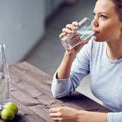 This Is Why You Should Not Drink Water Before Or After Meals
