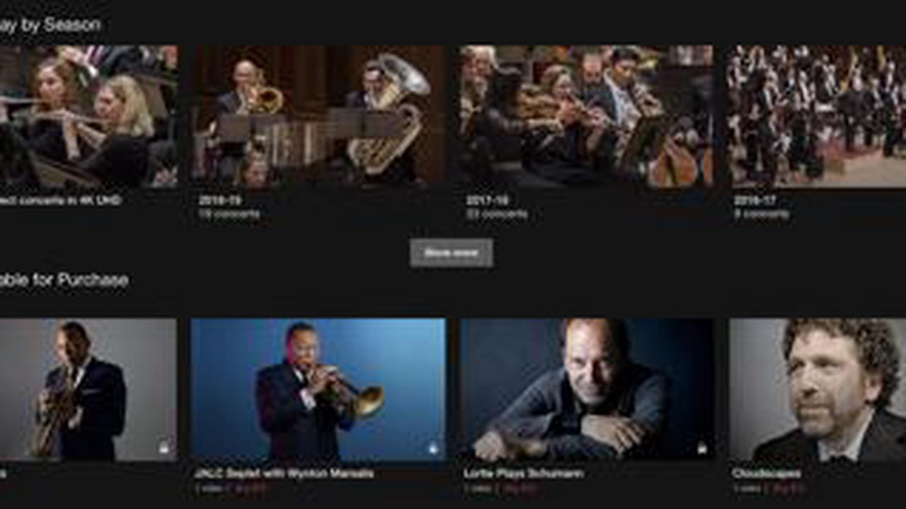 DSO launches new concert app