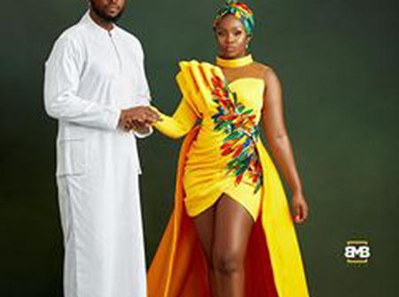After six months of birth, BamTeddy finally reveals the face of their daughter