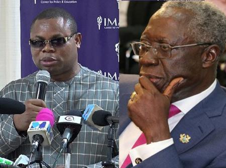 We Must Demand Refunds From Osafo Maafo's Office - Franklin Cudjoe Declares