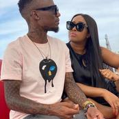 Meet Former Soccer Star Teko Modise and his Beautiful wife now