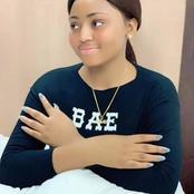 Regina Daniels : son message  pour la paix au Nigeria qui passe mal