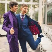 Can a woman wear suit to a wedding ?