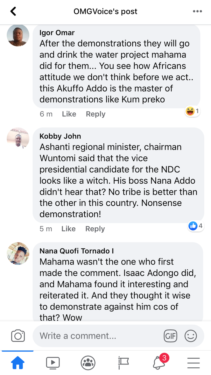 8dd239127114571dd35e9b4348007951?quality=uhq&resize=720 - Ghanaians React To Akyems Demo Against Mahama for His 'Akyem Sakawa Boys' Comment
