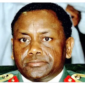 General Sani Abacha Is Not A Hausa Or Fulani Man, See The Tribes He Comes From.