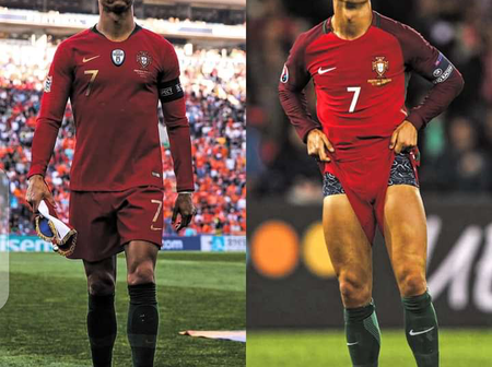 Check out Ronaldo's goals vs Messi's goals against world cup winning countries