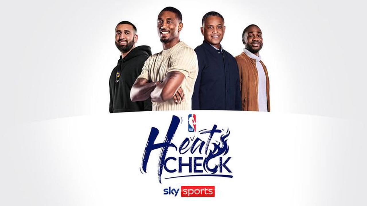 Heatcheck podcast - LeBron vs Steph in play-in would be box office! Will Nets stop Giannis?