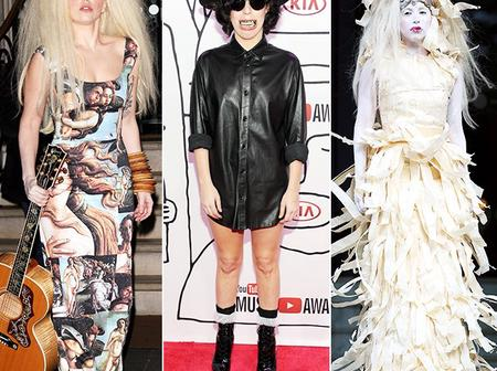 5 of the Craziest and Over The Top Outfits that Lady Gaga has Ever Wore[Opinion]