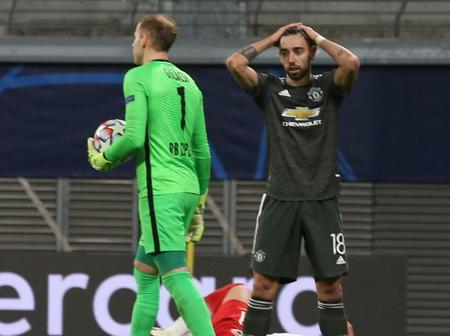 Embarrassment for Manchester United as They Return to The League They Belong-Europa League