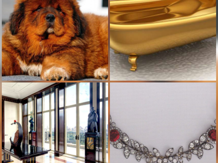 CHRISTMAS SEASON: Check Out Some of The Most Expensive Christmas Gifts Ever Given.