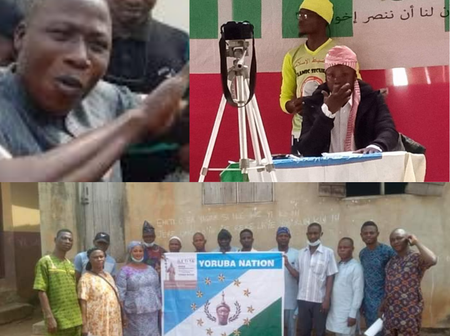 If you come to Iwo land, we will deal with you- Muslim cleric warns Sunday Igboho (Video)