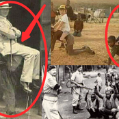 7 Inhumane Pictures Of How The Whites Treated The Blacks As Slaves In The Colonial Era