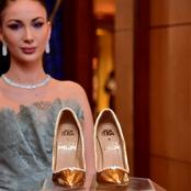 Would You Wear These Shoes, They Cost Millions of Rands!
