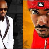 Nigerian Musicians, 2Face and Blackface throw punches at each other online over