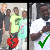 Picture of Sarkodie From 11 Years Ago Emerges - Ghanaians React