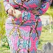 20+ Classic Ankara Wears For Beautiful And Gorgeous Curvy Ladies.