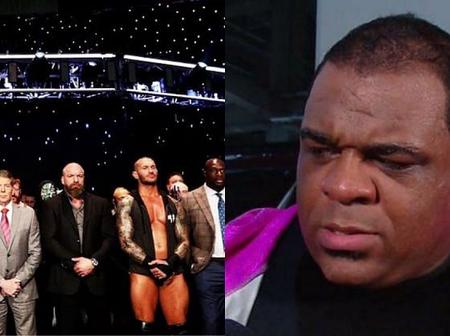 Locker Room Reacts To Vince McMahon Ordering Keith Lee To Get More In-Ring Training