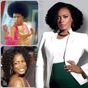 52 Year Old Aunjanue L. Ellis shows Black Don't Crack