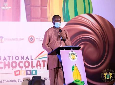 GHANA: This Year's National Chocolate Week Officially Launched
