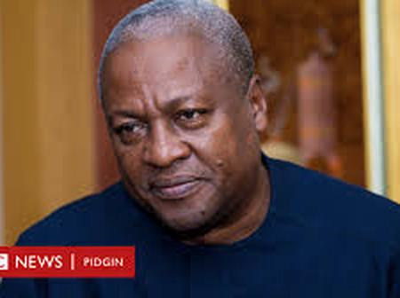 It's Over: John Mahama Loses In Court