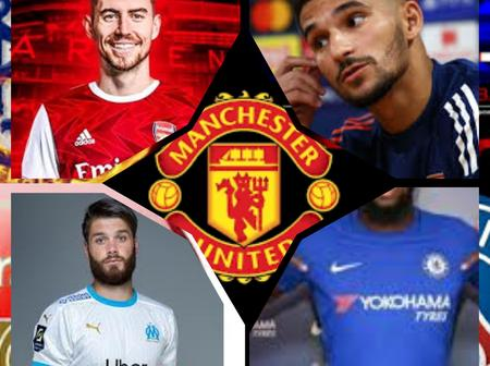 Man UTD Set To Complete Double Signing Of Uruguayan Stars As Chelsea Agree Deal For £40m-rated Star