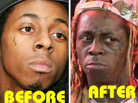 Say No To Drugs: See Transformation Pictures of Lil Wayne
