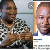 Oby Ekekwesili, Omojuwa React As Nigeria Police Filed A Suit To Stop All States Panel On EndSARS
