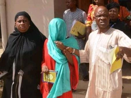 Maryam Sanda's Death Sentence Affirmed By Court Of Appeal.
