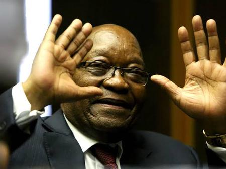 JZ blames the ANC for dumping and isolating him.
