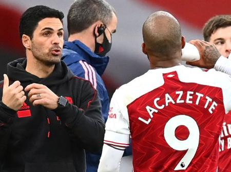 Blame these 3 persons for Arsenal's disappointing draw against Slavia Prague yesterday