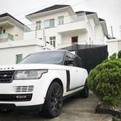 Nigerian celebrities with the most expensive cars