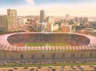 Infrastructures de la CAN 2020:La réhabilitation du stade Félix Houphouët Boigny commence en juillet