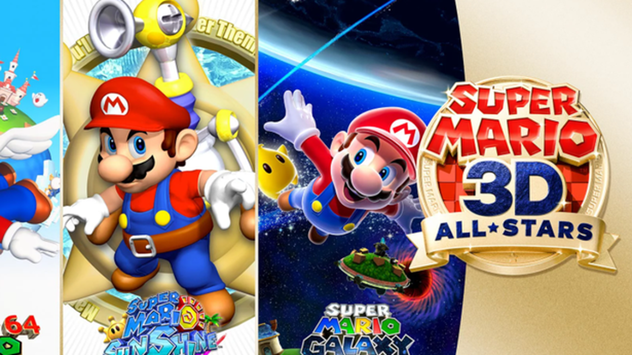Where to get Mario 3D All Stars after Nintendo stops sales