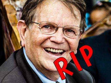 Barely A Year Now After Reinhard Bonnke Died, See The Truth About What Happened To Him