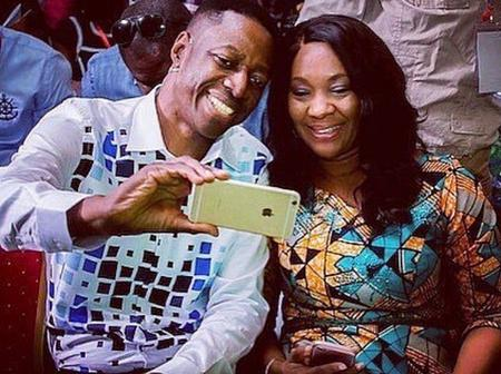 Pastor Sam Celebrates His Wife As She Turns 54, Here Are Some Memorable Photos Of Them Having Fun