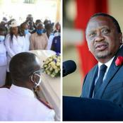 Why President Uhuru Will Not Be Attending The Burial of Bungoma Governor's Mother