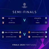 After Chelsea And PSG Both Qualify, See What Will Happen In The Semi Final