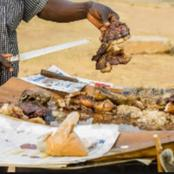 Food Blockade: What A Hausa Man Who Sells Suya Told Me He Would Do If The Blockade Continues