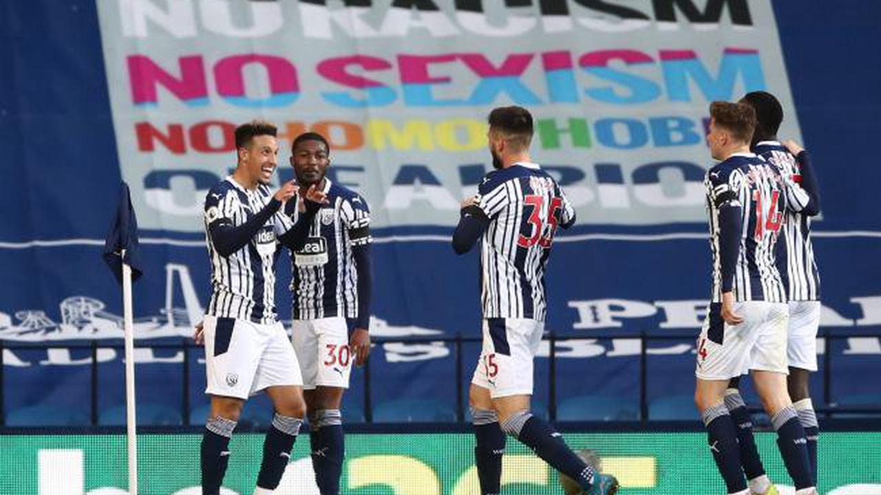 West Brom keep slim Premier League survival hopes alive with Southampton victory