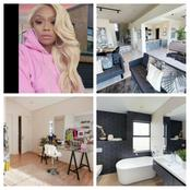 Take A Look Inside The R6 Million House of SA's Queen B, Bonang Matheba.