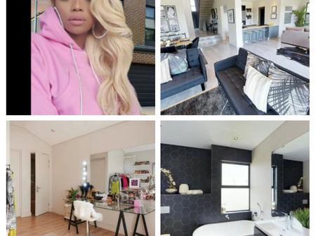 Take A Look Inside The R6 Million House of SA's Queen B, Bonang Matheba.