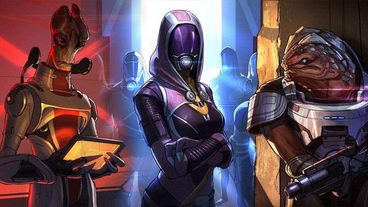 De nouveaux indices sur Mass Effect: Legendary Collection