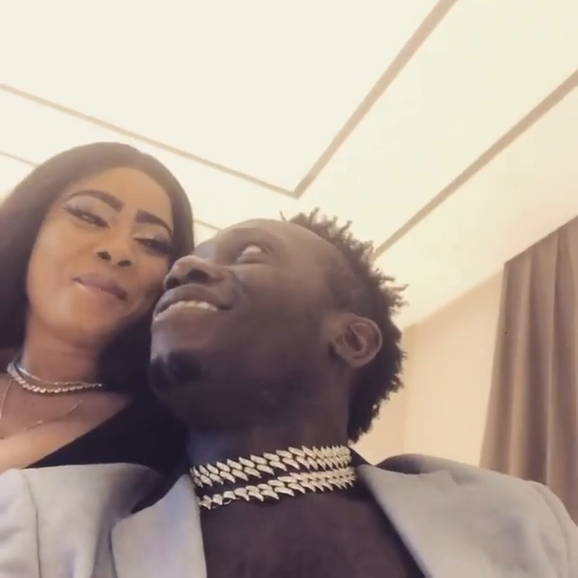 Duncan Mighty shares romantic pictures with his new partner, sparks mixed reactions 18