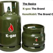 Here's The  Owner Of K- Gas Company.